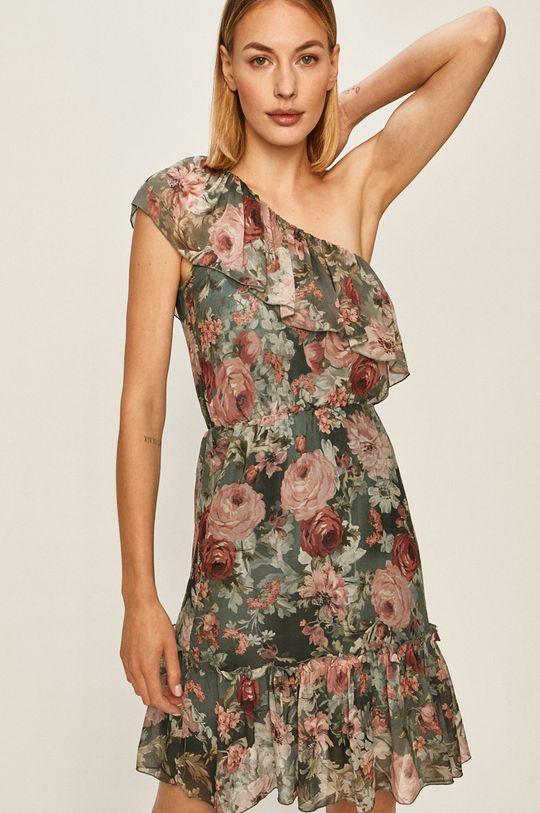 vícebarevná Answear - Šaty Answear Lab