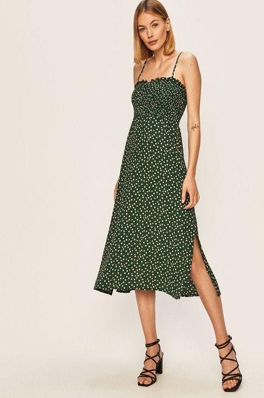 зелений Answear - Плаття Answear Lab Жіночий