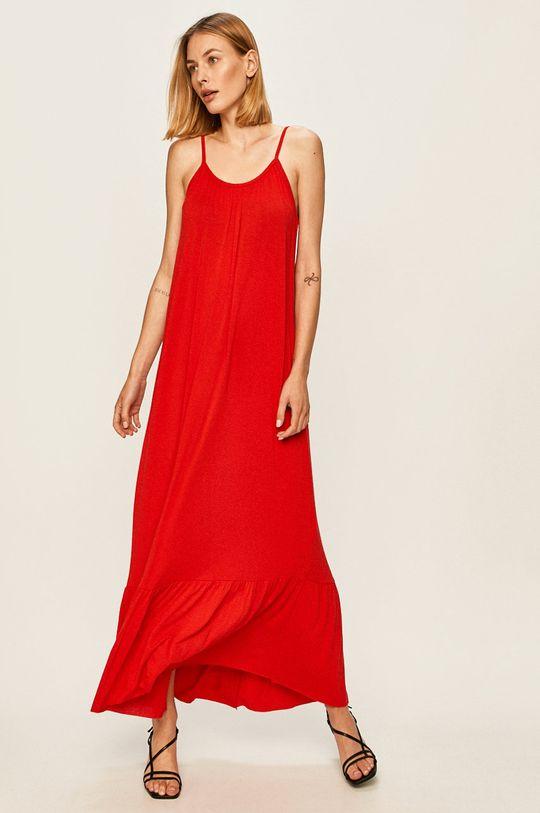 Answear - Šaty AnswearLab červená