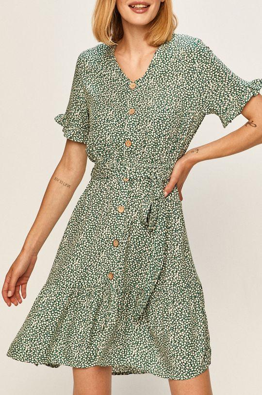 zelená Answear - Šaty Answear Lab Dámský