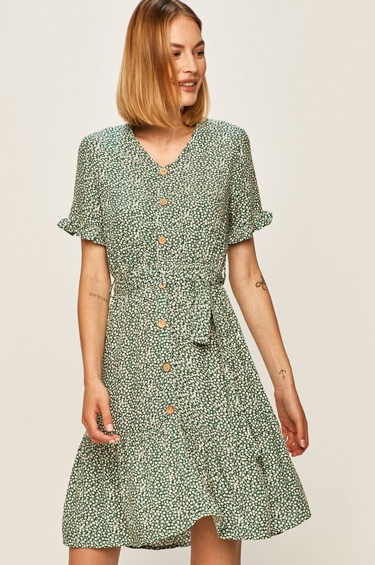 zelená Answear - Šaty Answear Lab