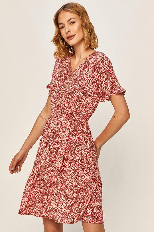 червоний Answear - Сукня Жіночий