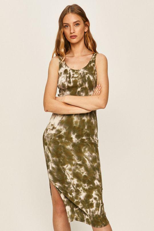 zielony Answear - Sukienka Damski