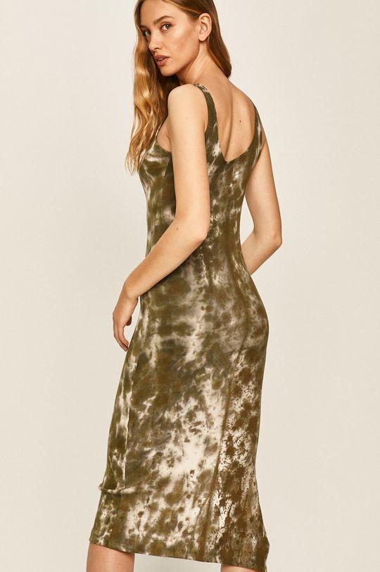 Answear - Sukienka 98 % Bawełna, 2 % Elastan