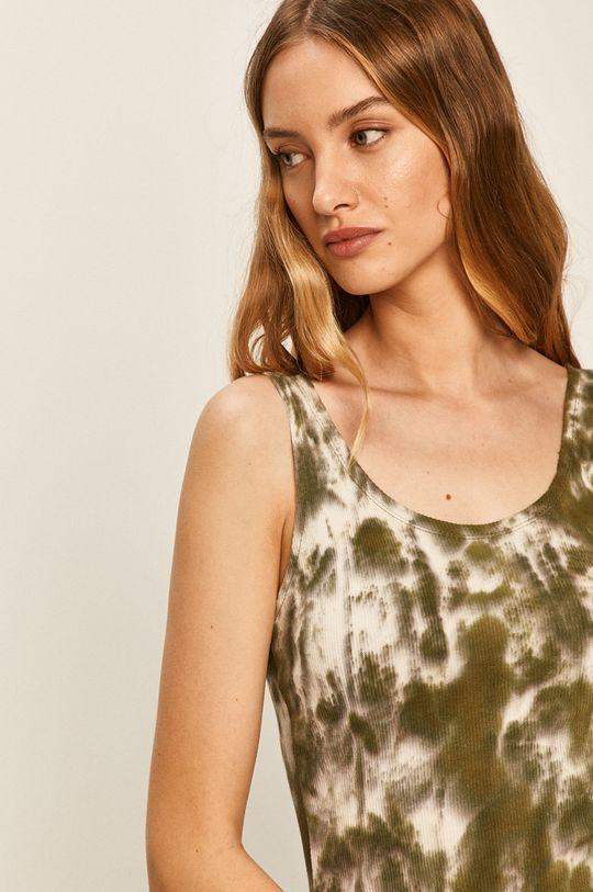 zielony Answear - Sukienka