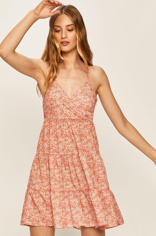 рожевий Answear - Сукня Жіночий