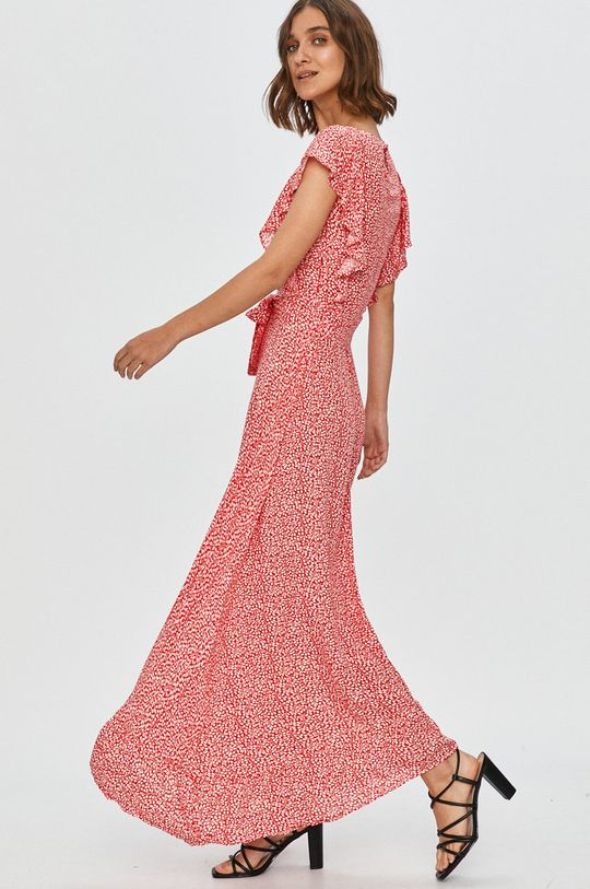 розовый Answear Lab - Платье Женский