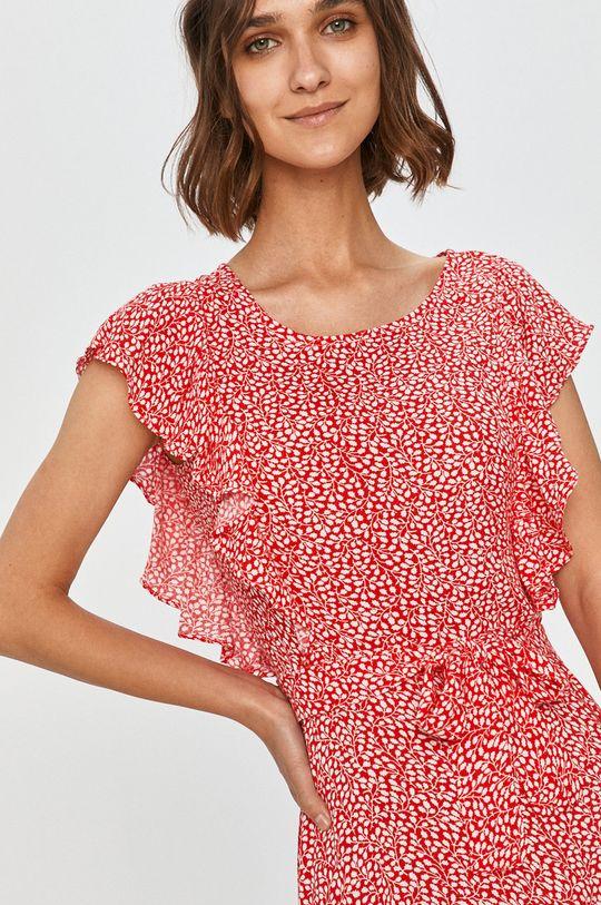 розовый Answear Lab - Платье