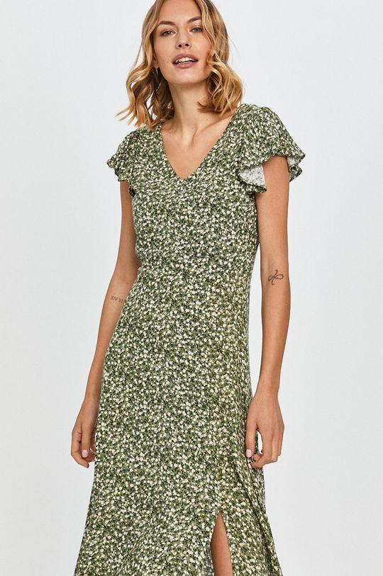 verde Answear Lab - Rochie