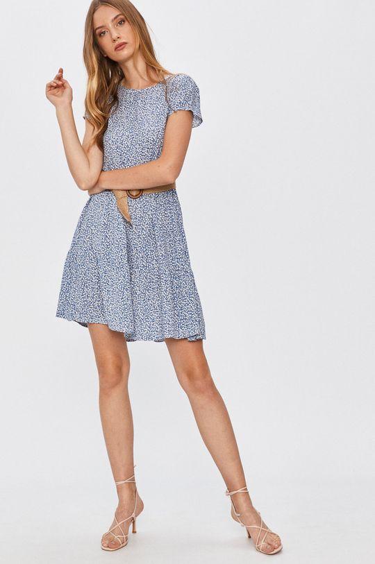 Answear - Šaty Answear Lab modrá