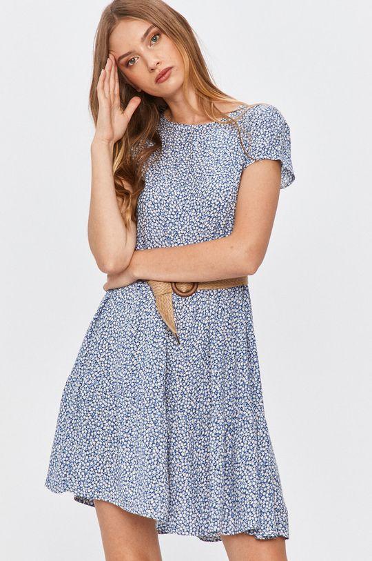 modrá Answear - Šaty Answear Lab