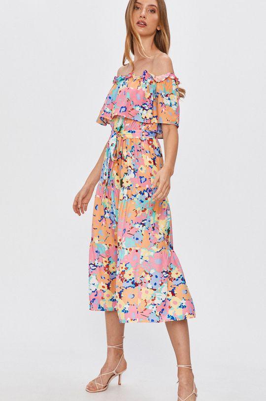барвистий Answear - Сукня Answear Lab Жіночий