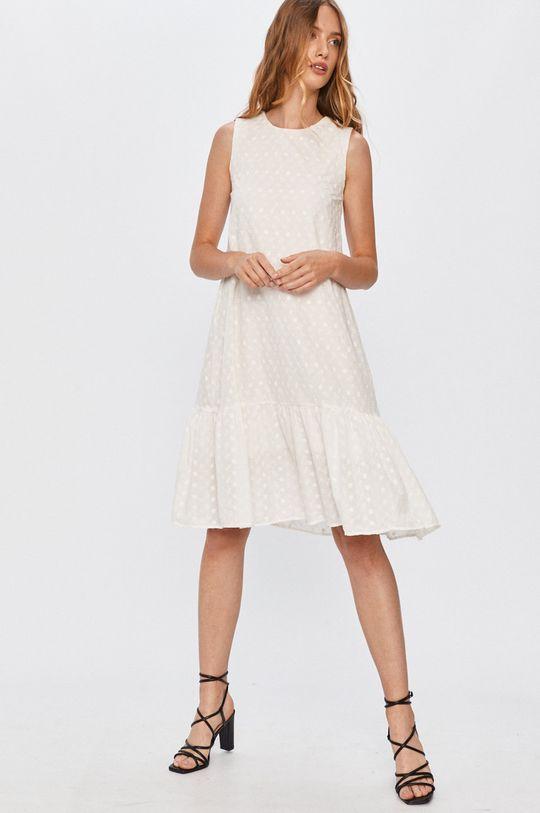 Answear - Šaty Answear Lab biela