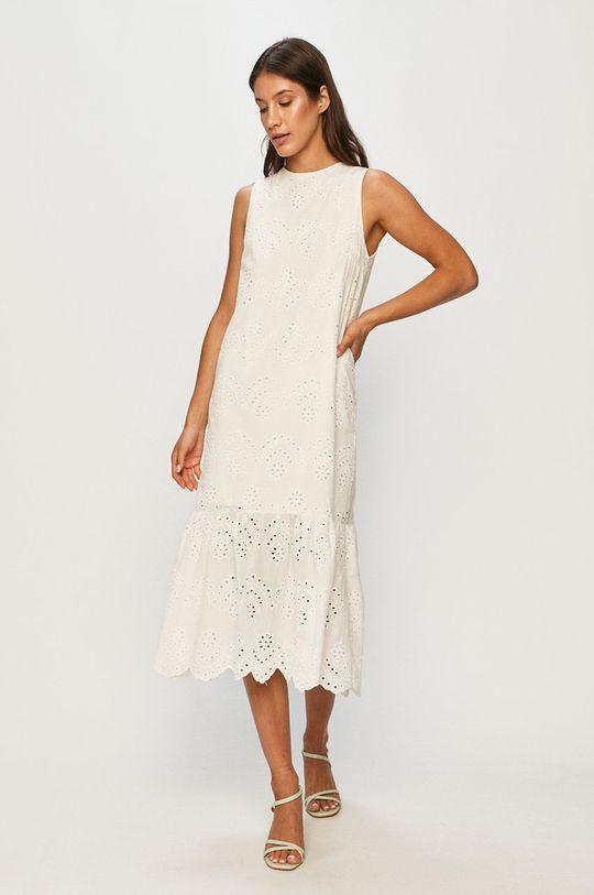 biały Answear - Sukienka Answear Lab Damski