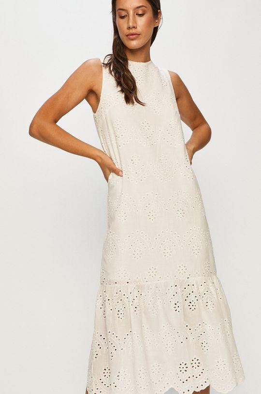 Answear - Sukienka Answear Lab 80 % Bawełna, 20 % Poliester