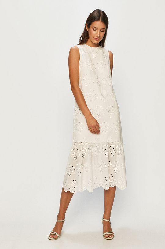 biały Answear - Sukienka Answear Lab