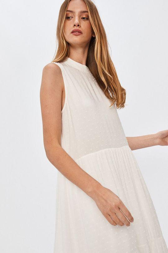 biela Answear - Šaty Answear Lab