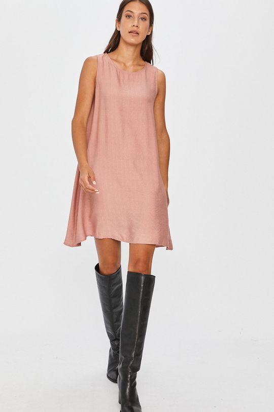 Answear - Сукня Answear Lab рожевий