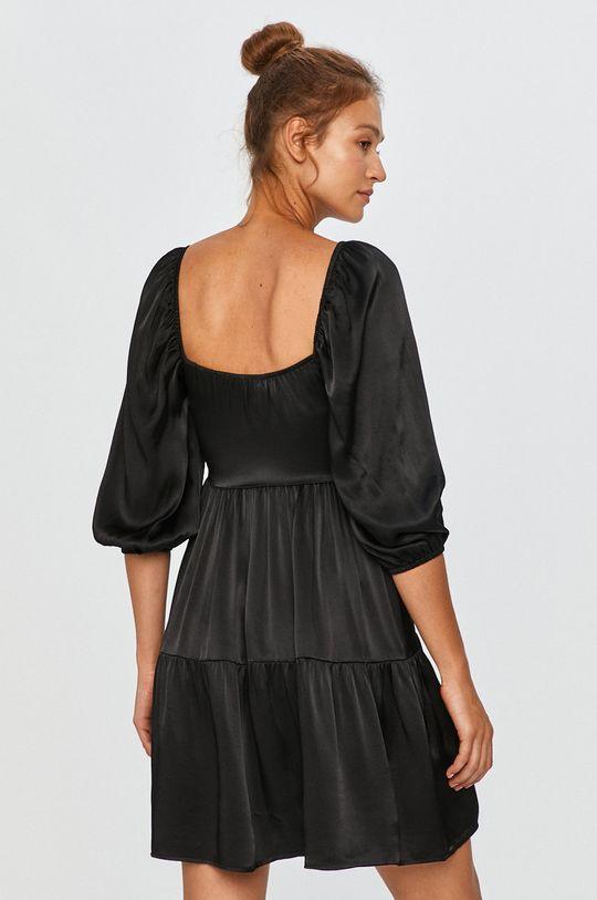 Answear Lab - Sukienka 2 % Elastan, 98 % Poliester