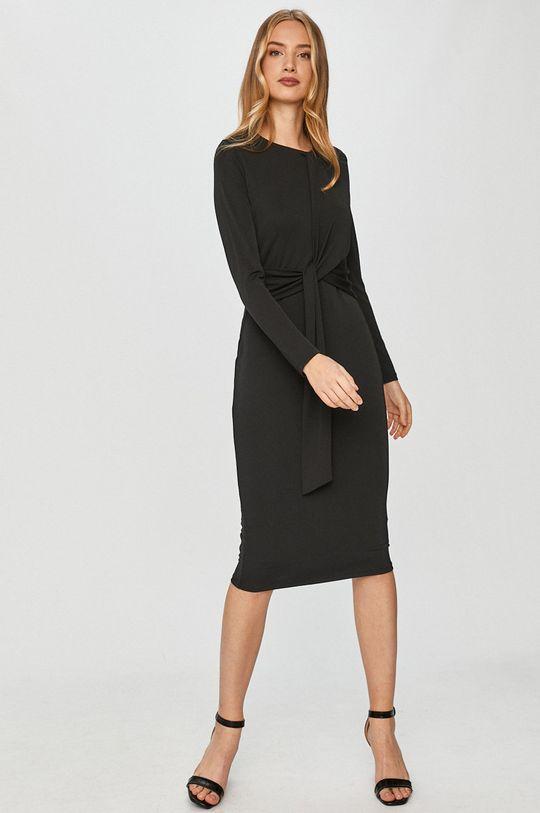 Answear Lab - Šaty černá
