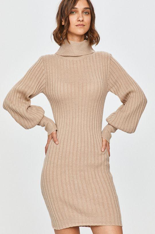 серый Answear Lab - Платье Женский