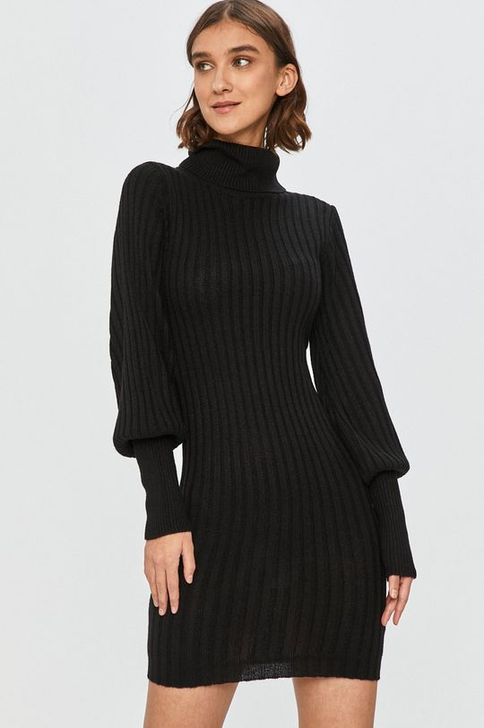 чёрный Answear Lab - Платье