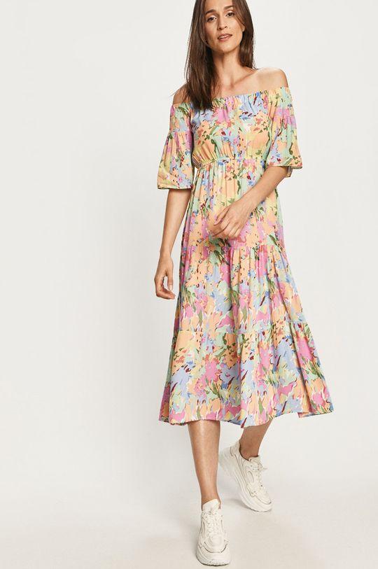 multicolor Answear - Rochie Answear Lab