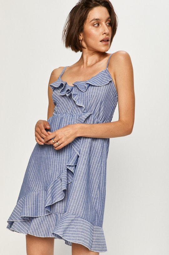 albastru Answear - Rochie Answear Lab