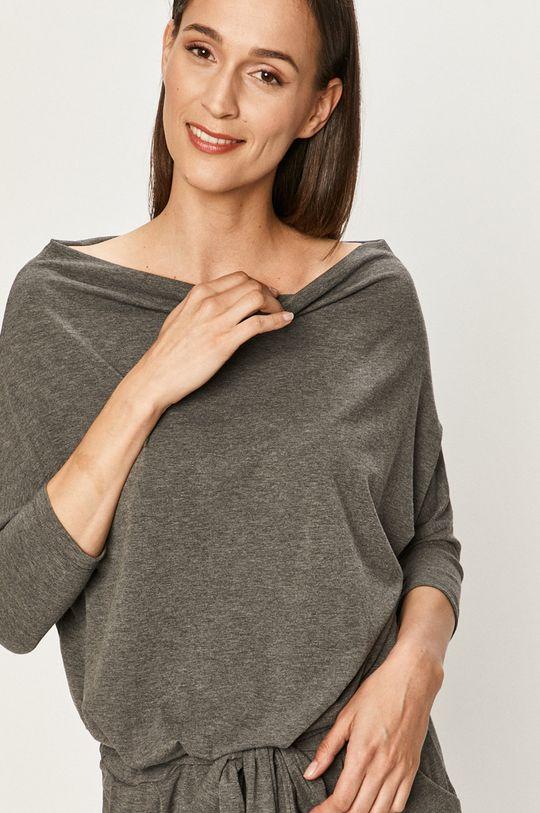 gri Answear - Rochie Answear Lab De femei