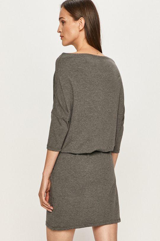 Answear - Rochie Answear Lab  90% Bumbac, 10% Elastan