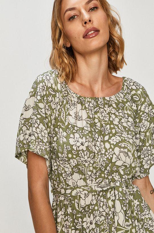 м'ятний Answear - Сукня Answear Lab
