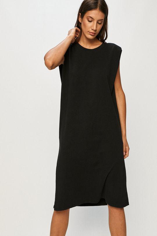 czarny Answear - Sukienka Answear Lab Damski