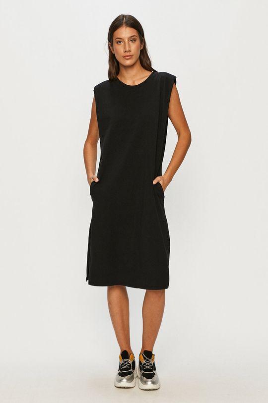 Answear - Sukienka Answear Lab czarny