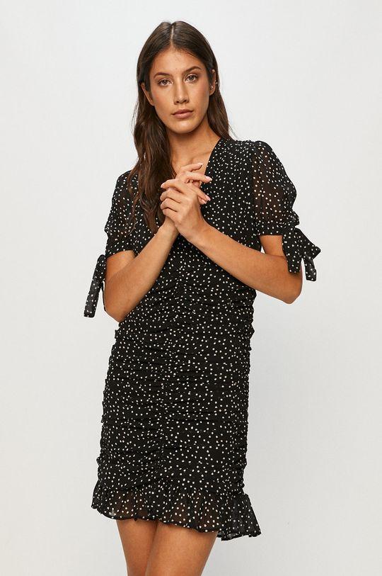 černá Answear - Šaty Answear Lab Dámský