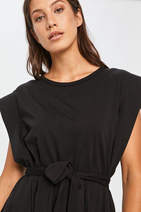 čierna Answear - Šaty Answear Lab