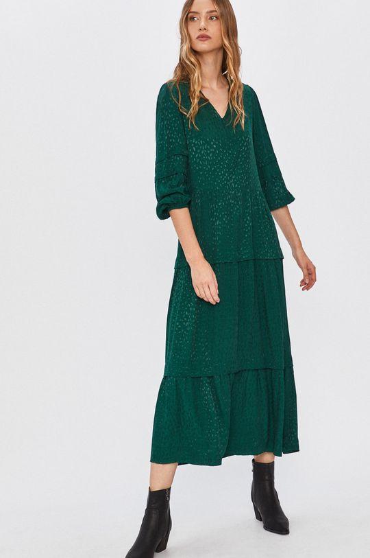 verde Answear - Rochie Answear Lab De femei
