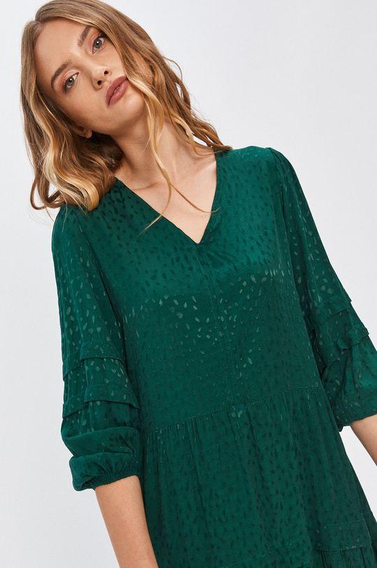 verde Answear - Rochie Answear Lab