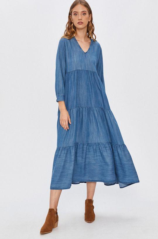 блакитний Answear - Сукня Answear Lab Жіночий