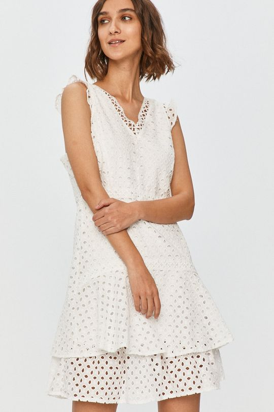 белый Answear Lab - Платье Женский