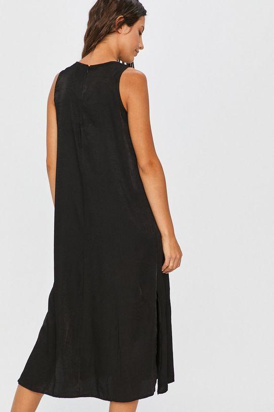 Answear - Šaty Answear Lab  50% Bavlna, 50% Polyester