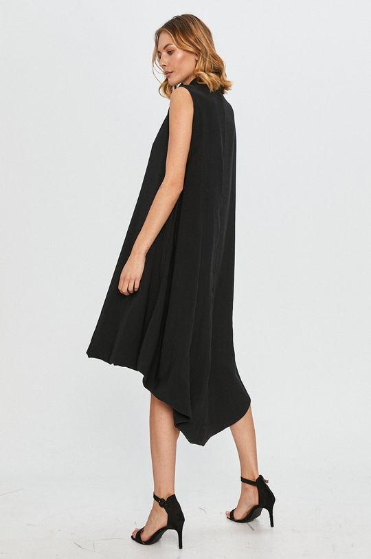 Answear Lab - Šaty  50% Modal, 50% Polyester
