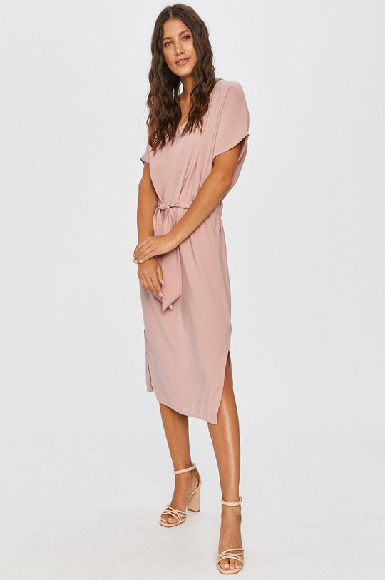 Answear - Šaty Answear Lab ružová