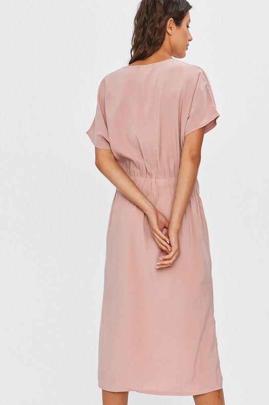Answear - Šaty Answear Lab  50% Polyester, 50% Viskóza