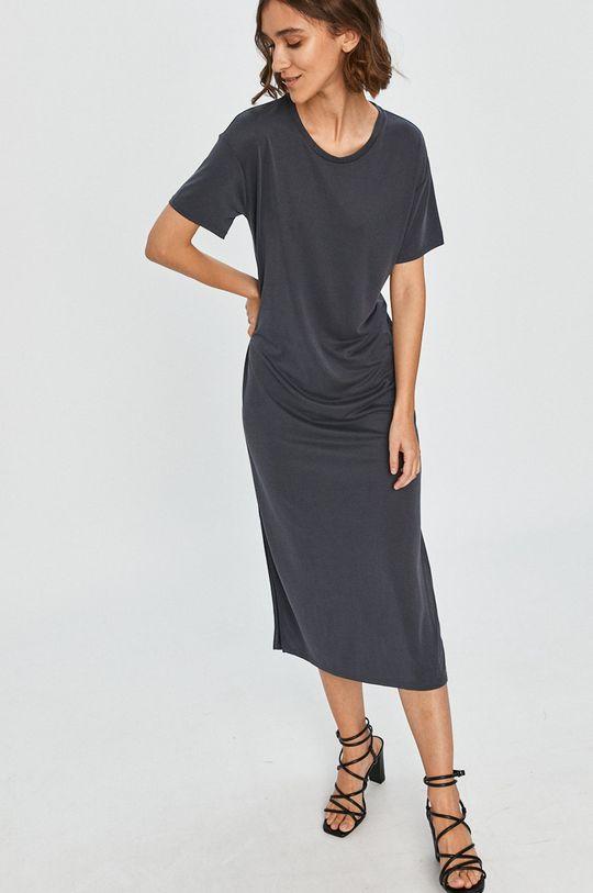 тёмно-синий Answear Lab - Платье Женский