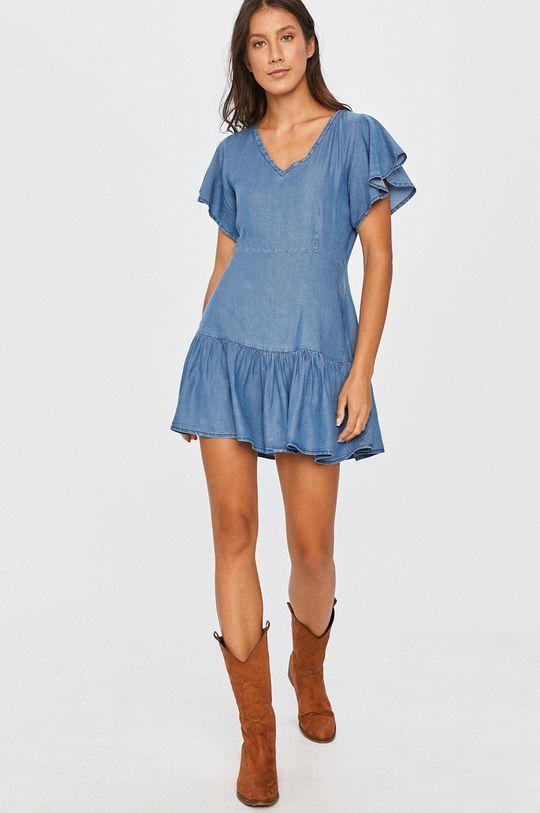 Answear Lab - Rochie albastru
