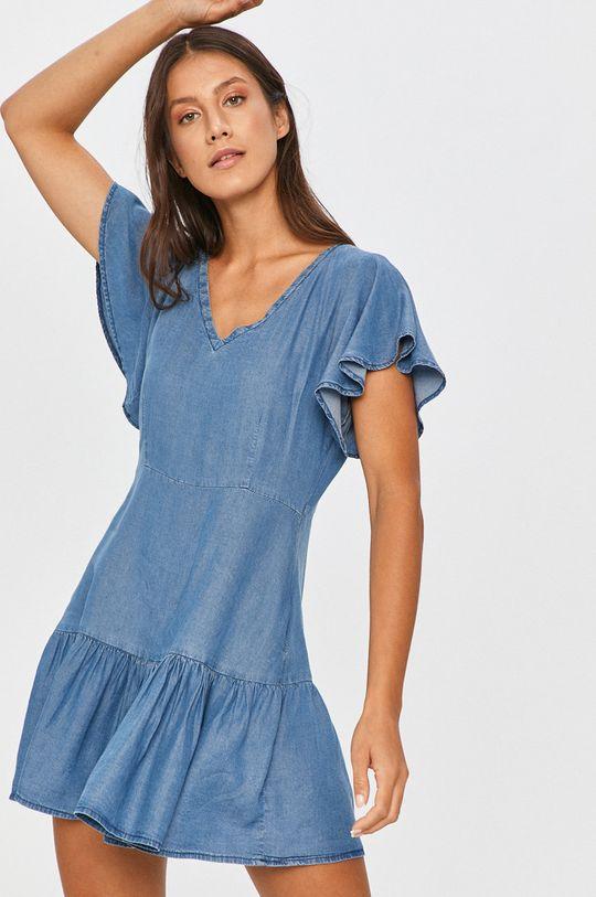 albastru Answear Lab - Rochie