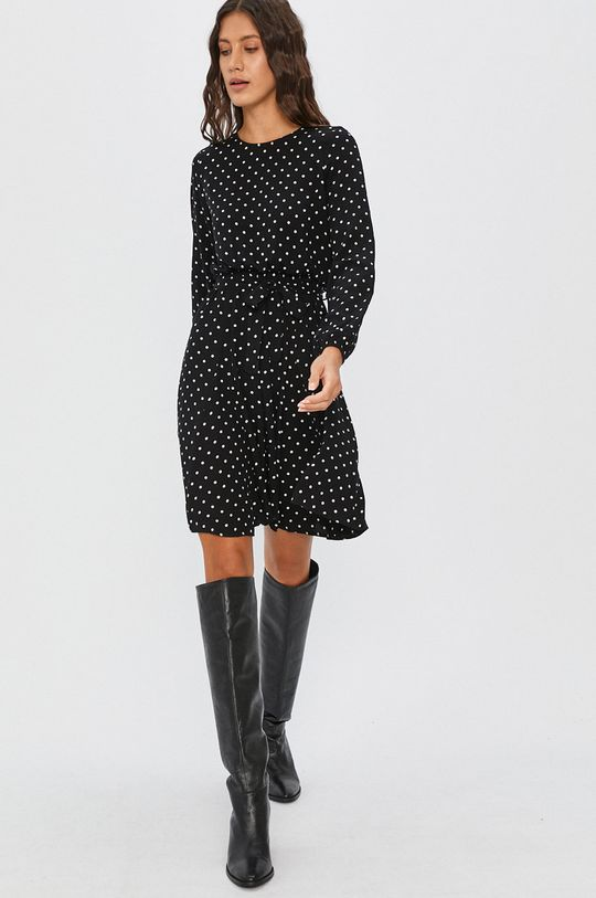 Answear - Šaty Answear Lab čierna