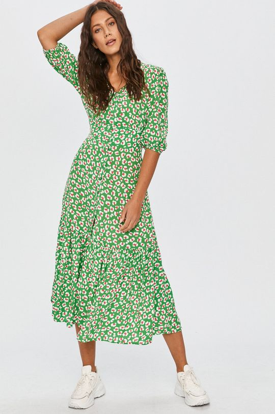 Answear - Rochie Answear Lab verde