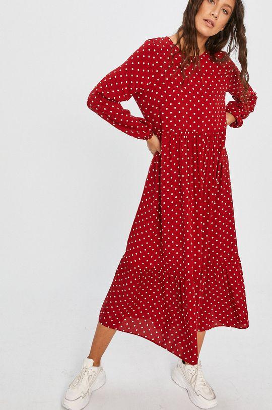 rosu Answear - Rochie Answear Lab De femei