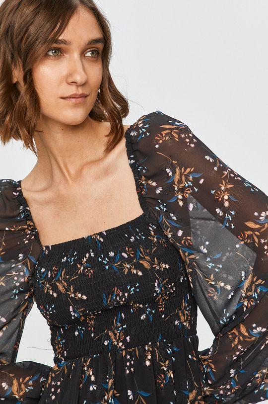 тёмно-синий Answear Lab - Платье